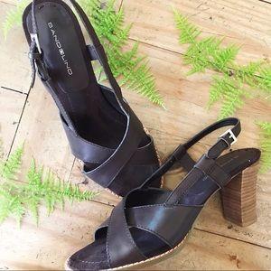 Bandolino Strappy Heels